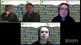 Freedom & Justice: Spotlight Presentation on Konesavanh Donald Sirypangno