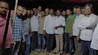 Meeting at Navya Nagar colony with Kata Srinivas Goud