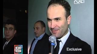 Ayman Zbib ليلة رأس السنة مع أيمن زبيب في فندق الموفنبك