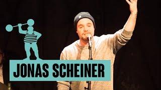 Jonas Scheiner – Wenn Fliegen träumen lernen