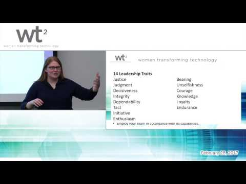 01 2017 02 VMware Women Transforming Technology Rebecca Fitzhugh