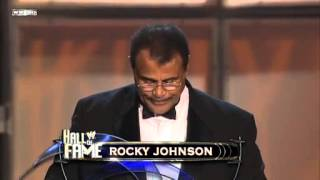 wwe hall of fame 2008-the rock-part 3