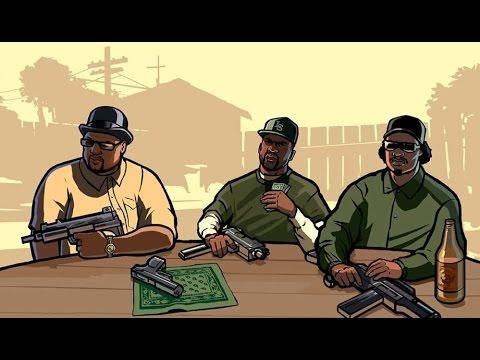 Как вступить в банду, если вы бомж [Samp-rp 01]