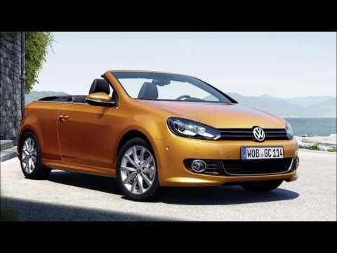 2018 Volkswagen New Golf VI Convertible Concept