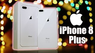 Apple iPhone 8 Plus - Unboxing & Hands On!