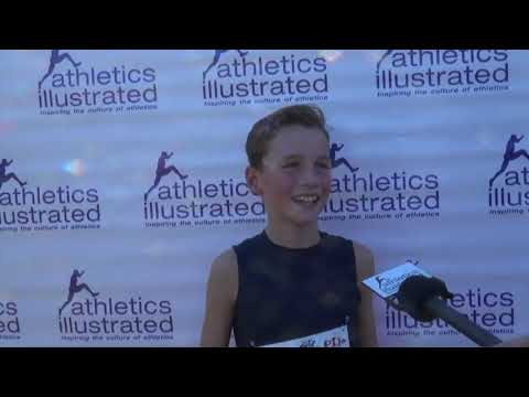 Kai Carter Interview:  2019 BC Cross Country Championships