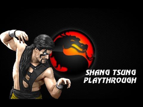 MKP 4.1 Season 2 (MUGEN) - Shang Tsung Playthrough