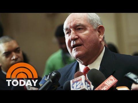 Donald Trump Selects Gov. Sonny Perdue For Secretary Of Agriculture | TODAY