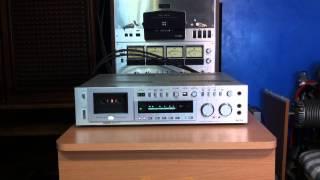 AKAI GX-90, 3 головки, сковозной канал