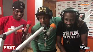 Video Who Or What Fret You (Feat. Lil Natty & Thunda) | Boss Fm Grenada | KG9 Live download MP3, 3GP, MP4, WEBM, AVI, FLV Agustus 2018