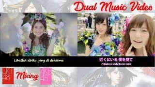 JKT48 & AKB48 Papan Penanda Isi Hati [心のプラカード - Kokoro no Placard] + Lyrics