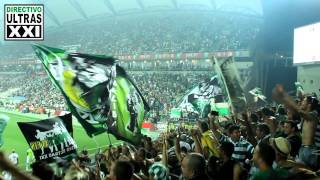 Sporting Clube de Portugal 1 - 0   SL Benfica Supertaça 2015 2016