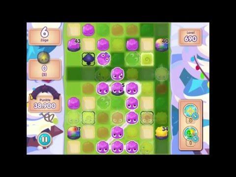 Jelly Splash lvl 690 - 0 Stars -