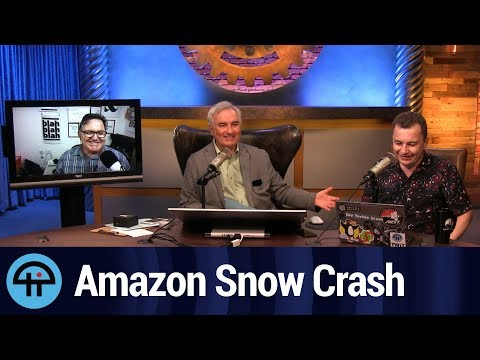 Amazon to Produce Snow Crash TV Show