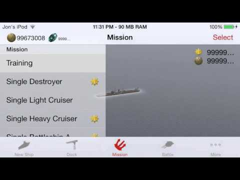 Naval Craft: How to Hack All the Monies! - YouTube