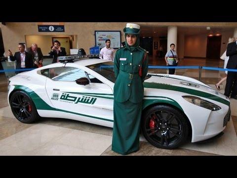 Dubai Police | UAE Dubai | Azhar Vlogs