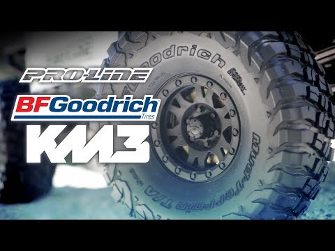 "Pro-Line BFGoodrich Mud-Terrain T/A KM3 1.9"" Truck Tires"