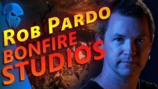 Ex-Blizzard Vets Create Bonfire Studios w/ Rob Pardo as CEO | QELRIC