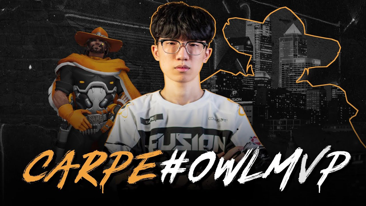 Carpe - 2020 OWL MVP Candidate