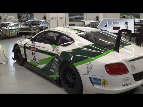 LPN05 bei ABT Sportsline - Motorsport Hallen (DTM, GT3, Formel E) | mit Daniel Abt