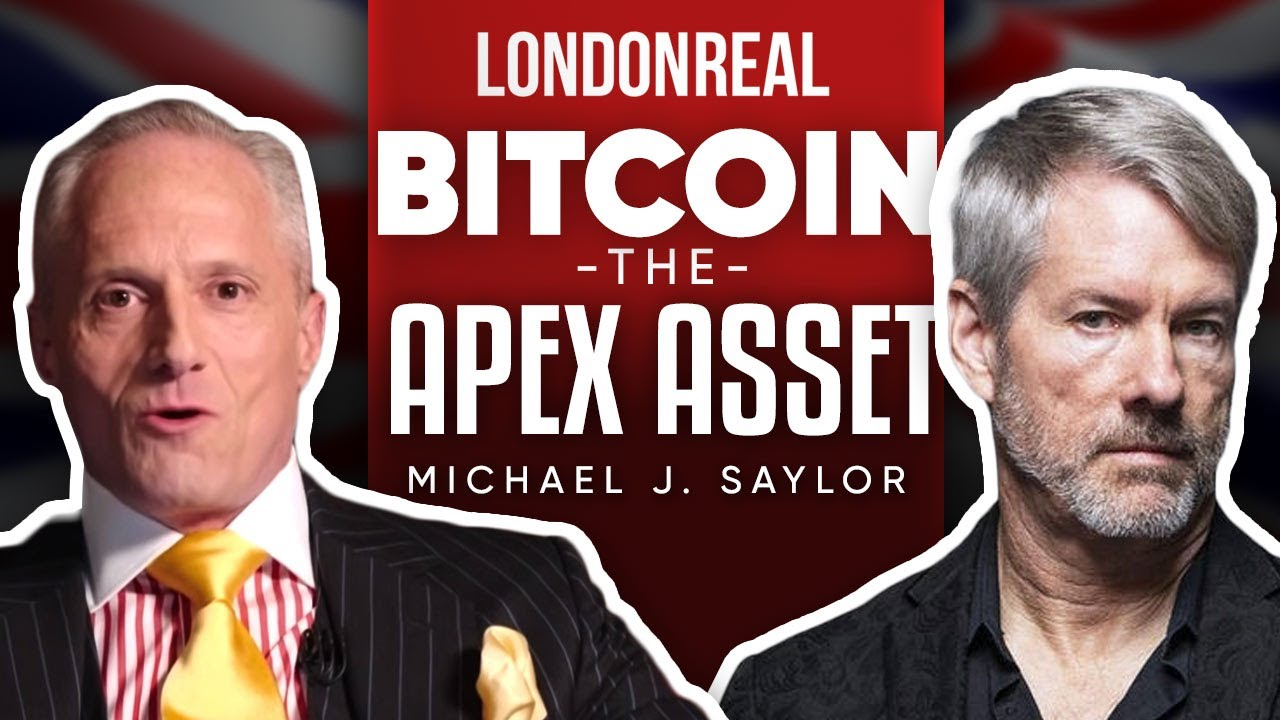 Download MICHAEL J. SAYLOR - Why Bitcoin Is The Apex Property Of The Human Race & How To Profit From Crypto
