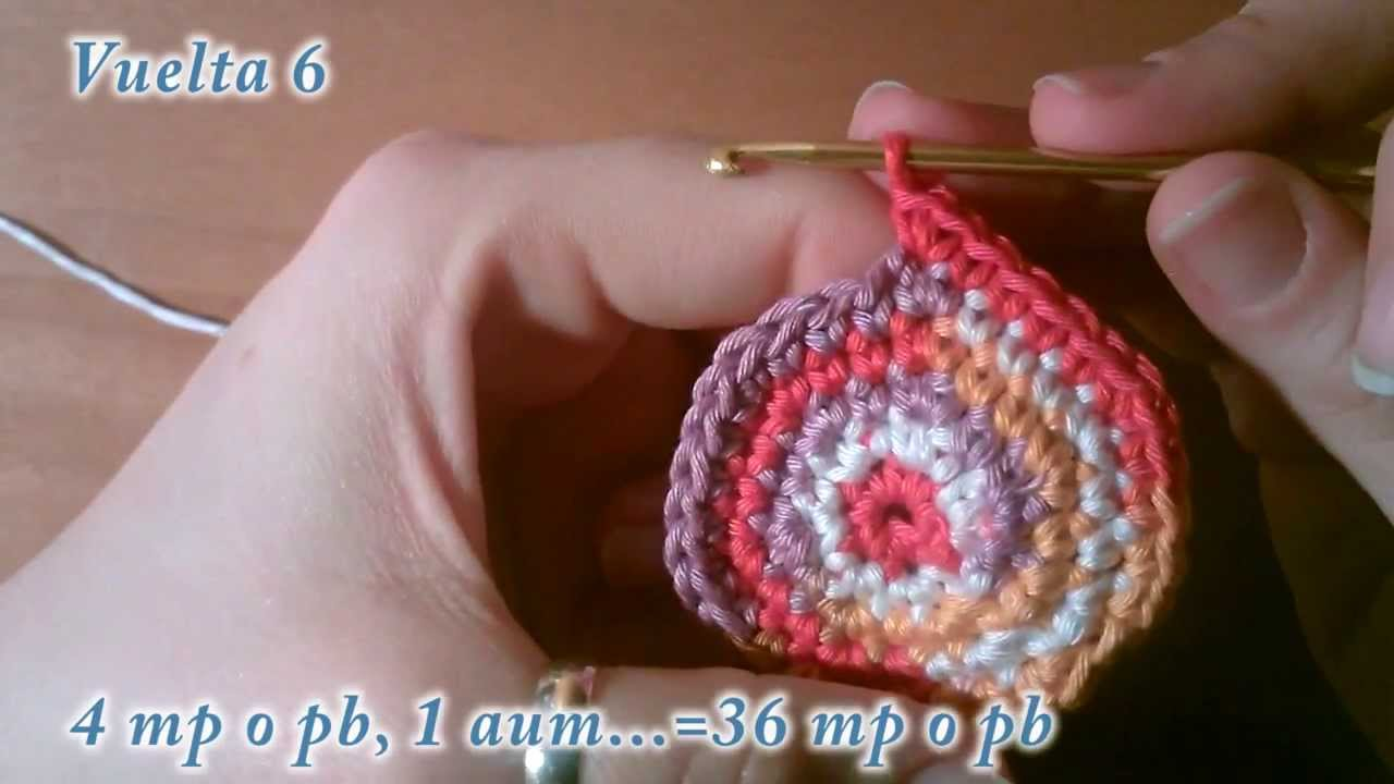 Como hacer un posa vasos a ganchillo o crochet youtube - Ideas para hacer ganchillo ...