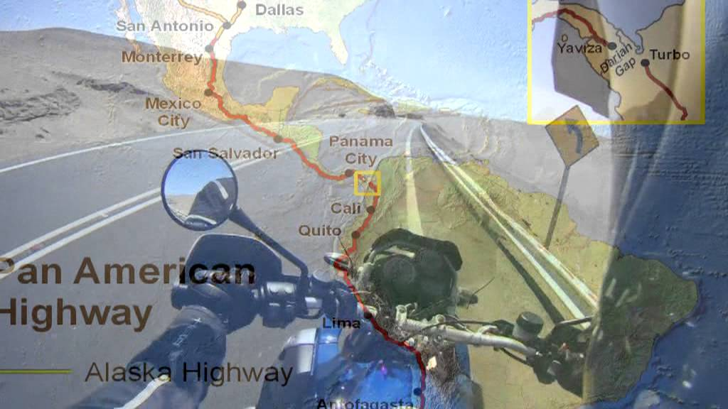 Pan american highway safety