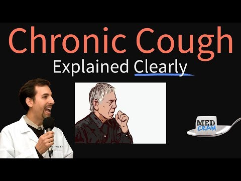 Chronic Cough Explained Clearly by MedCramcom  1 of 2
