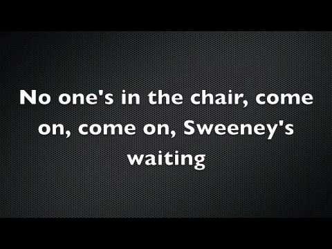 Lyrics to Epiphany - Sweeney Todd Soundtrack