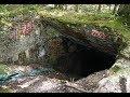 Abandoned  Mine (Mein) Shaft Steep Slope URBEX