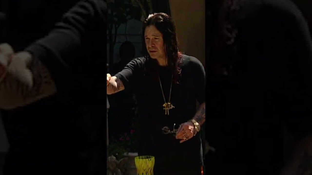 Ozzy Osbourne lives in a 8 million dollar what?!?