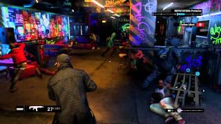 "Game Fails: Watch Dogs ""Never try to flash mob an armed man"""