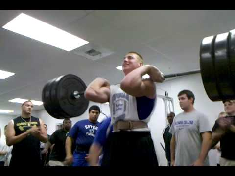 JEFF HEUERMAN ESTERO WEIGHT MEET HIS JUNIOR YEAR