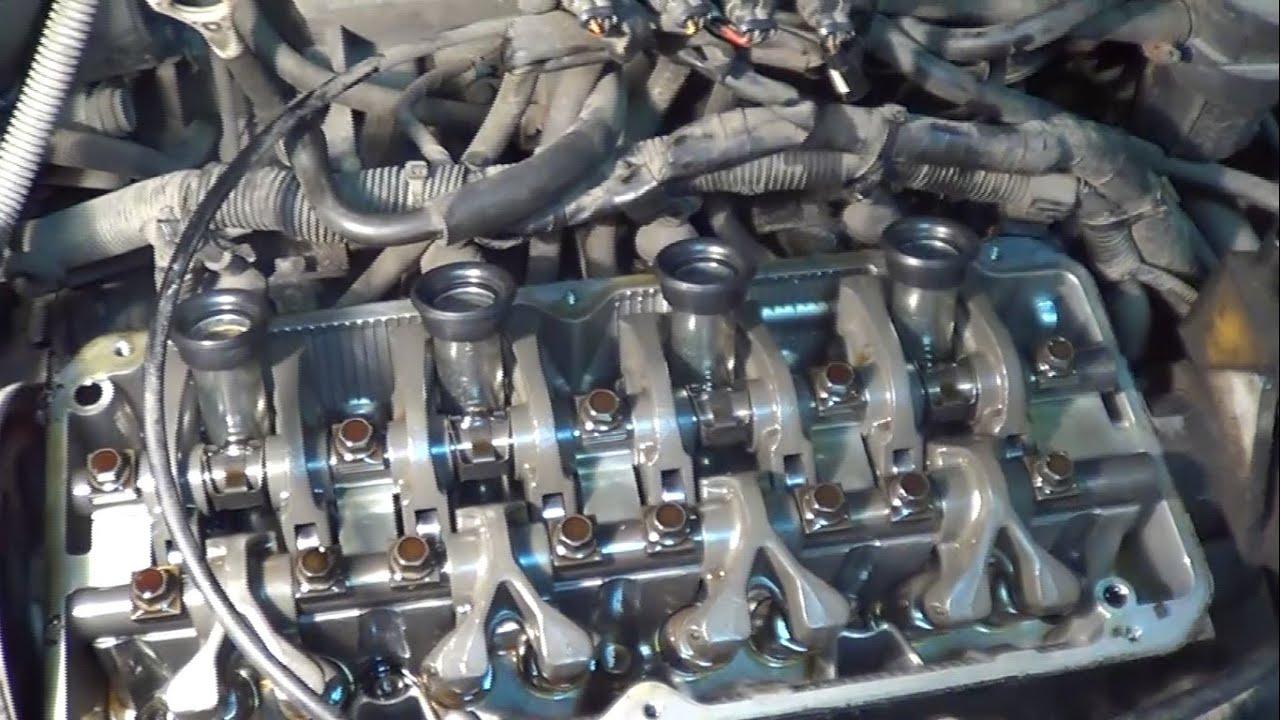 Прокладка клапанной крышки на форд фокус 2 5 фотография