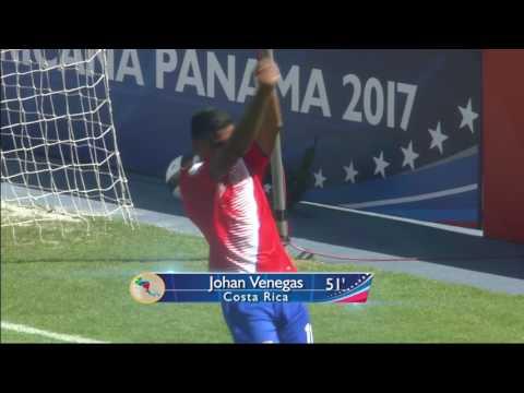 CCA 2017: Belize vs Costa Rica Highlights