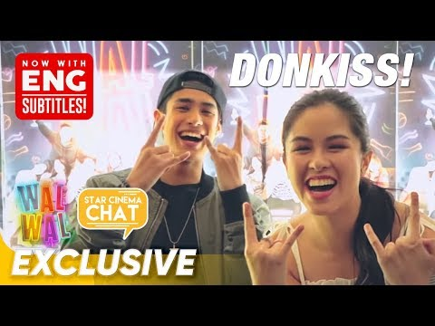 EXCLUSIVE! Kiligan na with DonKiss! ❤ | Star Cinema Chat