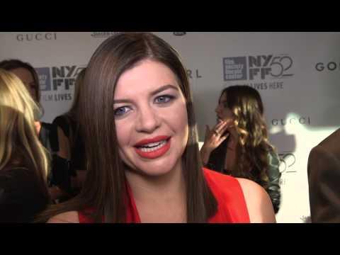 "Gone Girl: Casey Wilson ""Noelle Hawthorne"" New York Movie Premiere Interview"