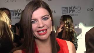 "Gone Girl: Casey Wilson ""Noelle Hawthorne"" New York Movie Premiere Interview"