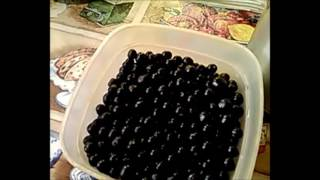 Рецепт № 1  Приготовление варенья из паслёна чёрного!