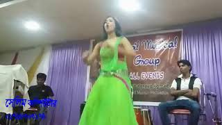 Jessore B C M C College Girl Tania Khatun 2015 Hot Sexy Dance Video Song 720p HD
