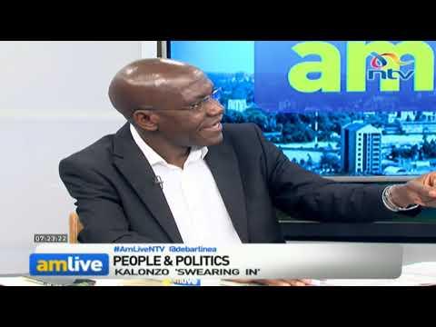 Boni Khalwale tells Jubilee to accept Uhuru Kenyatta lacks legitimacy