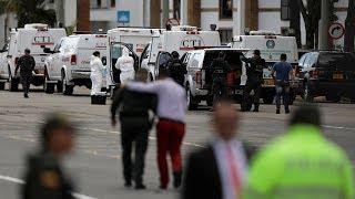 Теракт в школе полиции в Колумбии: 21 погибший, 68 раненых