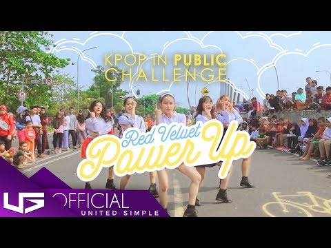 [KPOP IN PUBLIC CHALLENGE] Red Velvet 레드벨벳 'Power Up' Dance Cover by APPLE from Indonesia