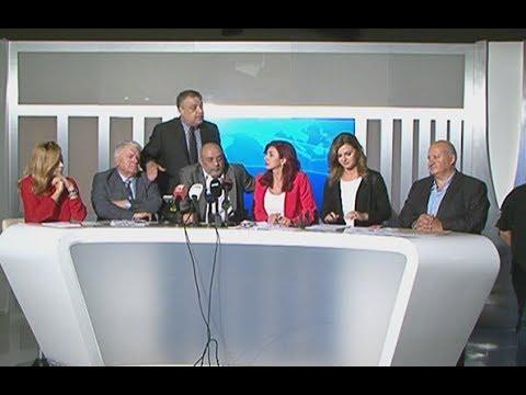 مؤتمر لإعلاميي تلفزيون لبنان