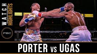 Porter vs Ugas HIGHLIGHTS: March 9, 2019 — PBC on FOX