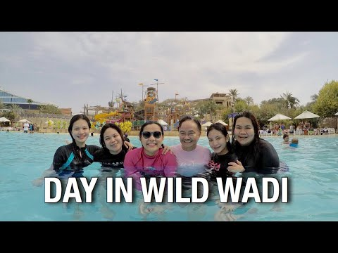 Wild Wadi Waterpark Experience - Part 1