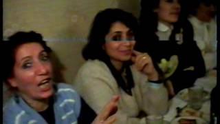 Свадьба Заура Тбилийского(1991) часть 2