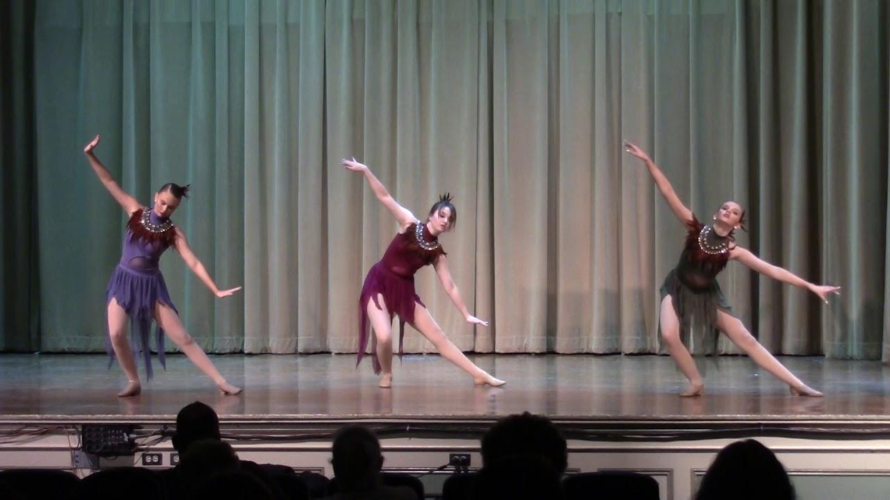 Tiffany Dance Two  5-24-18