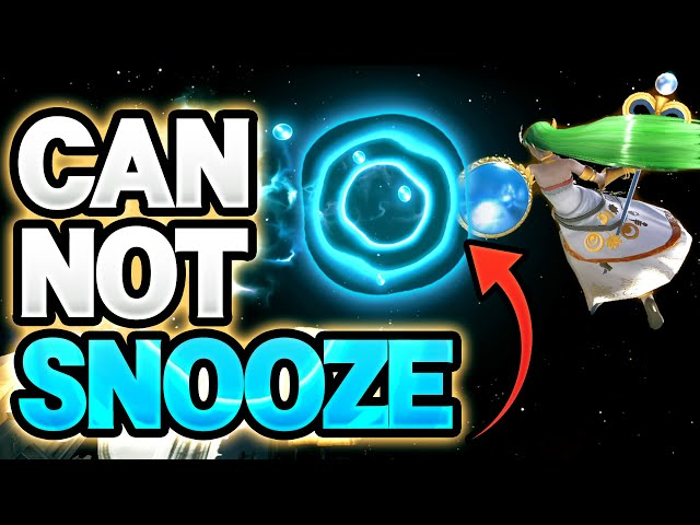 Does Palutena's Shield Beat Snooze?! [SMASH REVIEW #78]