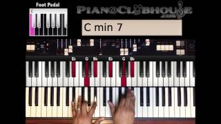 "🎹 *HD FULL VIDEO* How to play ""THANK YOU"" by Walter Hawkins/Mary Mary (Gospel Organ Tutorial Lesson"